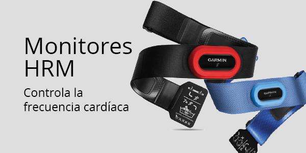 Monitores de frecuencia cardíaca (HRM)