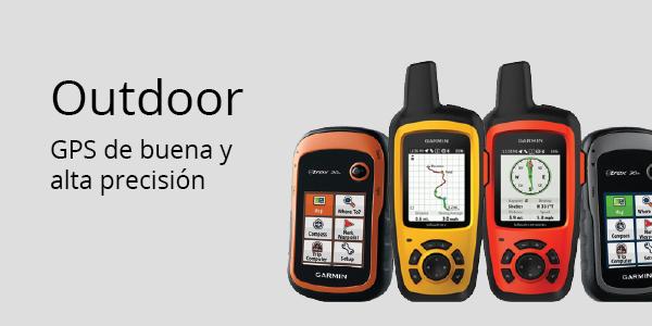 Dispositivos GPS de buena y alta precisión