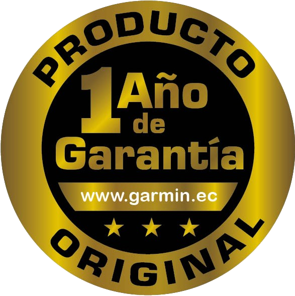 Garantía Local GARMIN