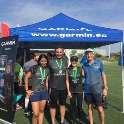 Equipo Garmin Running 2017